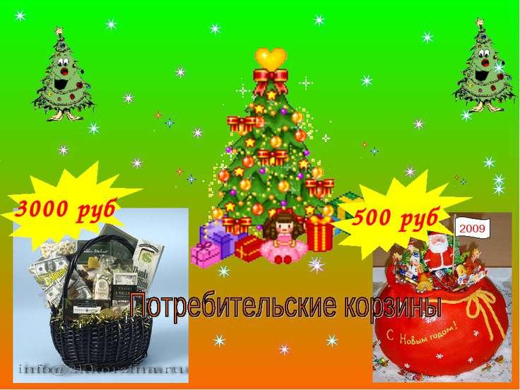2009 3000 руб 500 руб