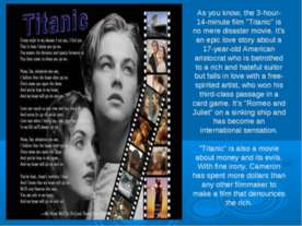 About film Titanic