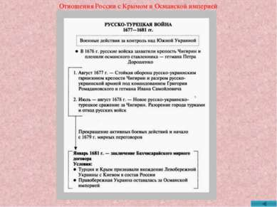 1. Назовите основные направления внешней политики России XVII в. 2. Какие тру...