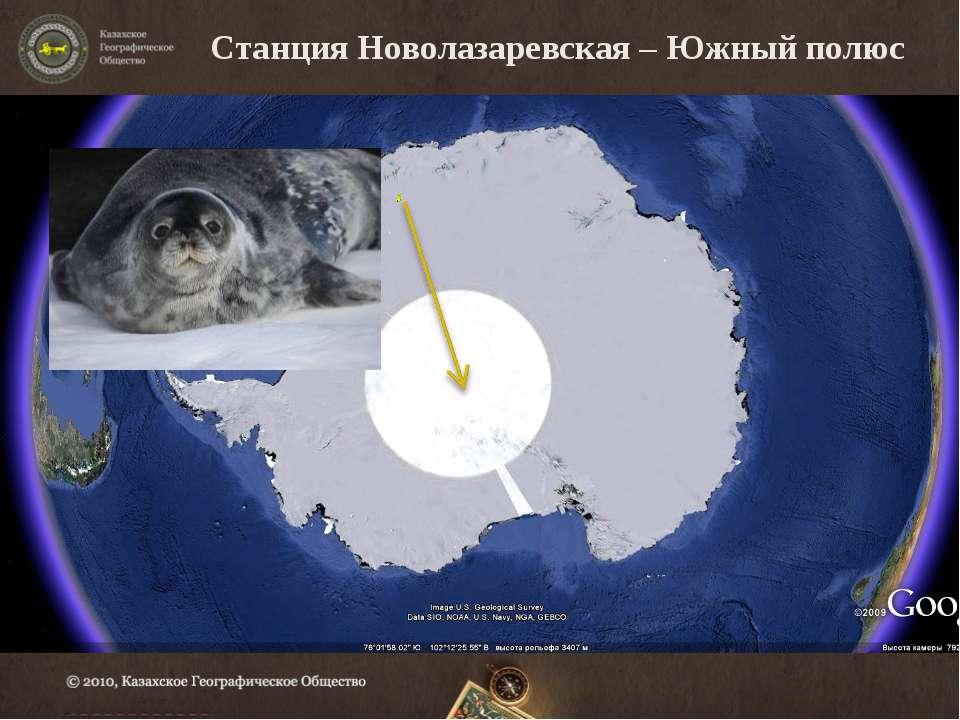 Путешествие на Южный Полюс. Станция Новолазаревская – Южный полюс