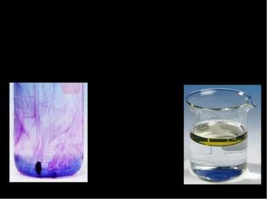 Растворимость веществ зависит от природы растворяемого вещества и растворител...