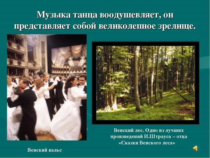 Музыка танца воодушевляет, он представляет собой великолепное зрелище. Венски...