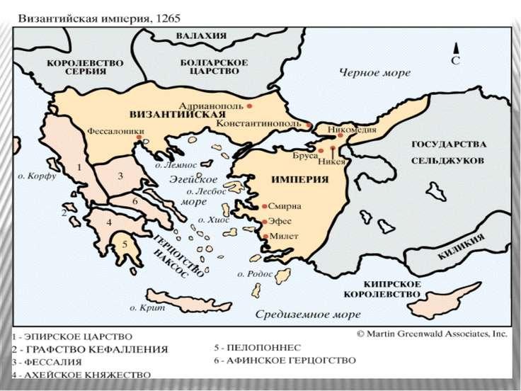 paper on byznantine empire