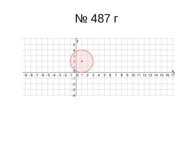 № 487 г