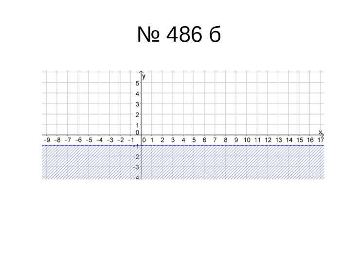 № 486 б