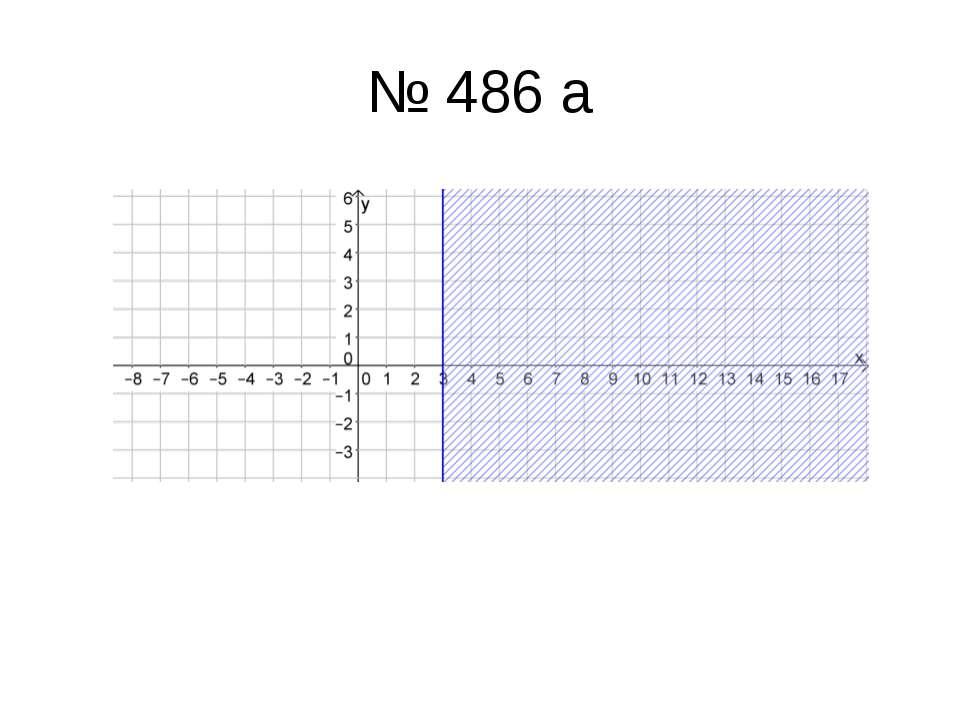 № 486 а