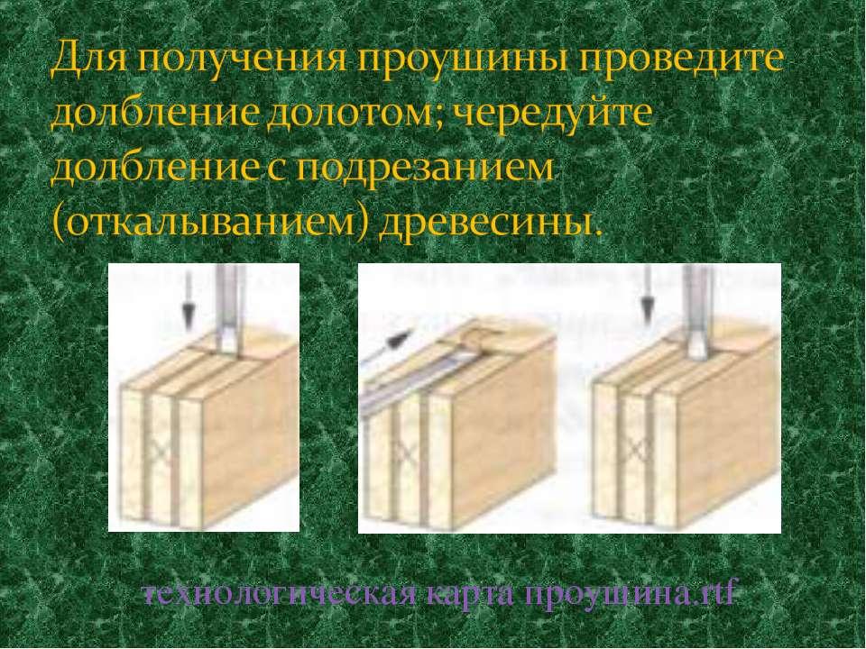 технологическая карта проушина.rtf
