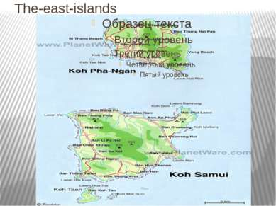 The-east-islands