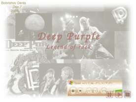 Deep Purple Legend of rock