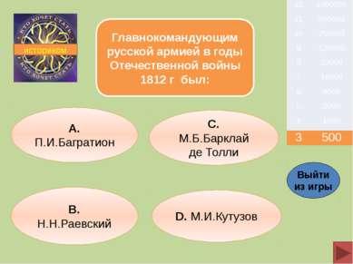 историком А. К.П.Брюлов В. И.И.Шишкин С. П.А.Федотов D. И.И.Левитан Автор кар...