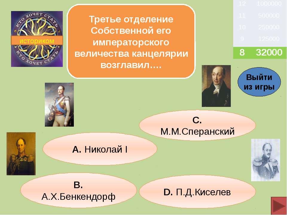 историком О ком идет речь? «Белый генерал», как его называли в войсках за поя...