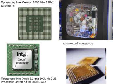 Процессор Intel Celeron 2000 Mhz 128Kb Socket478 Процессор Intel Xeon 3.2 ghz...