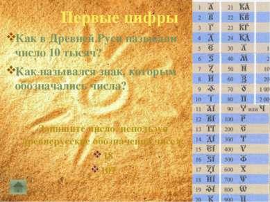 1 буква – 18 2 буква – 28 3 буква – 40 4 буква – 45 5 буква – 30 6 буква – 24...
