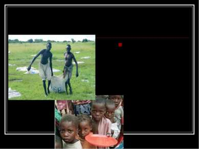 Гуманитарная помощь. Международные организации и развитые страны мира оказыва...