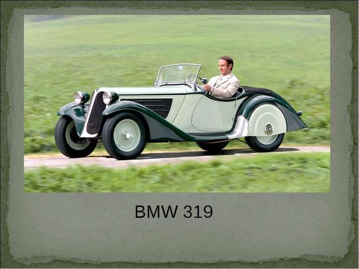 BMW 319