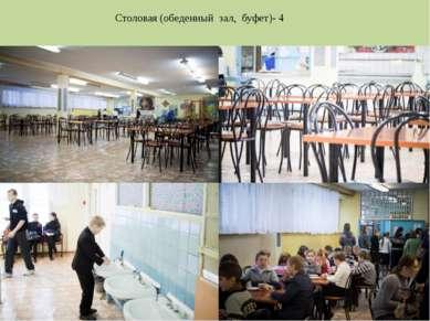 Столовая (обеденный зал, буфет)- 4