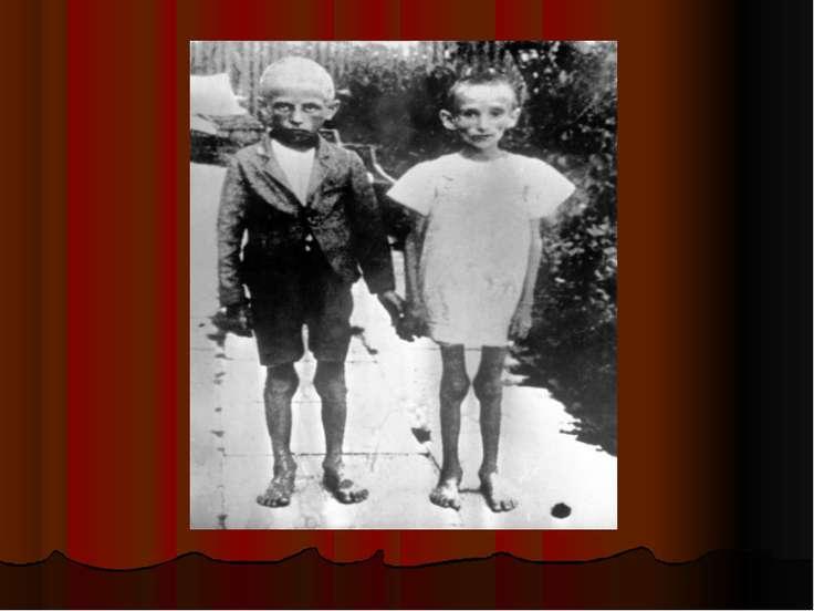 Дети в рабстве